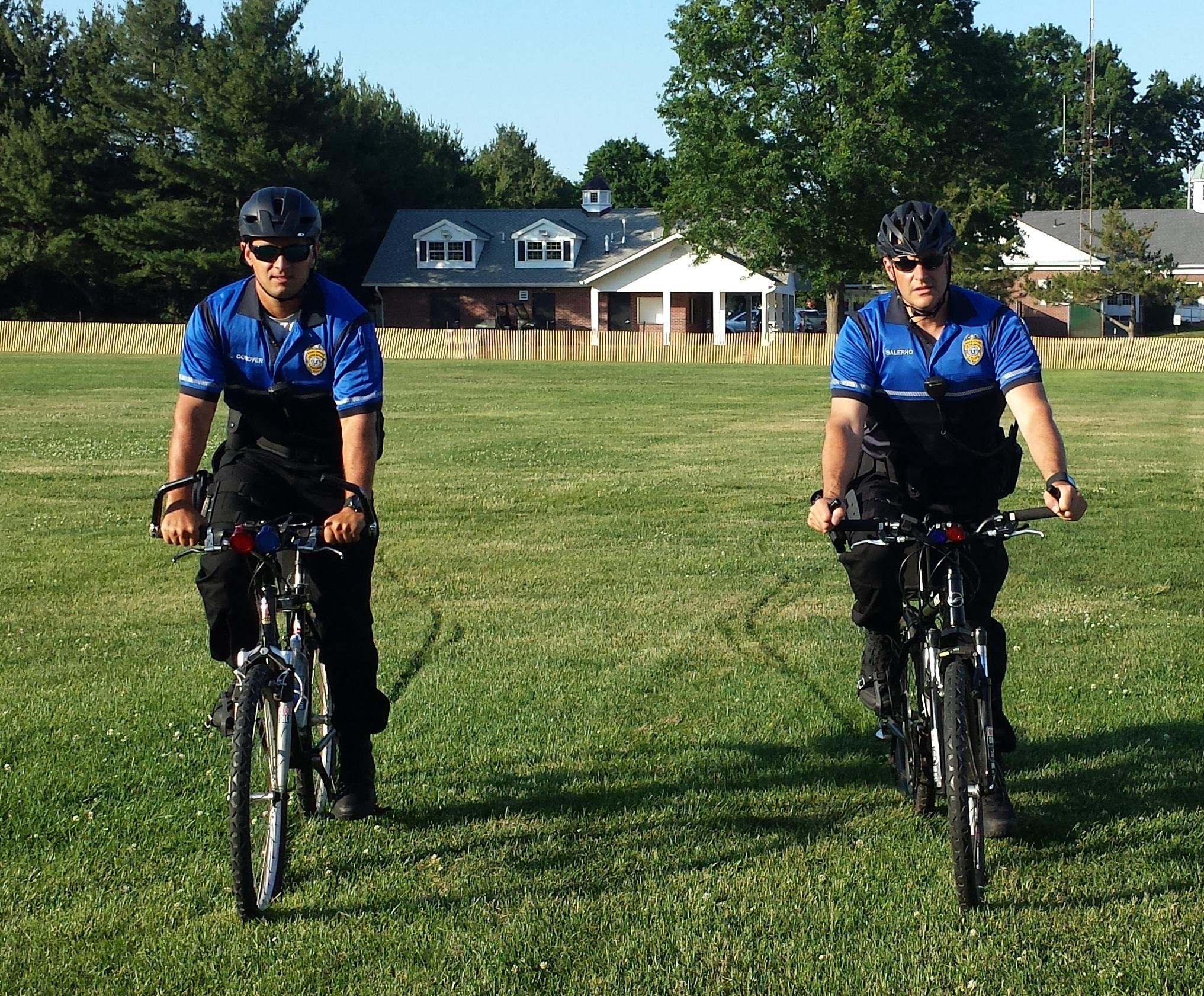 Bicycle Patrol 2016 Crop